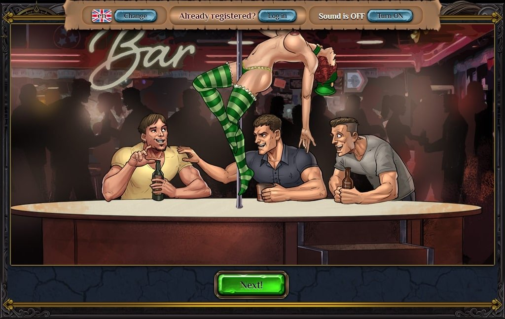 Smutstone Bar Game