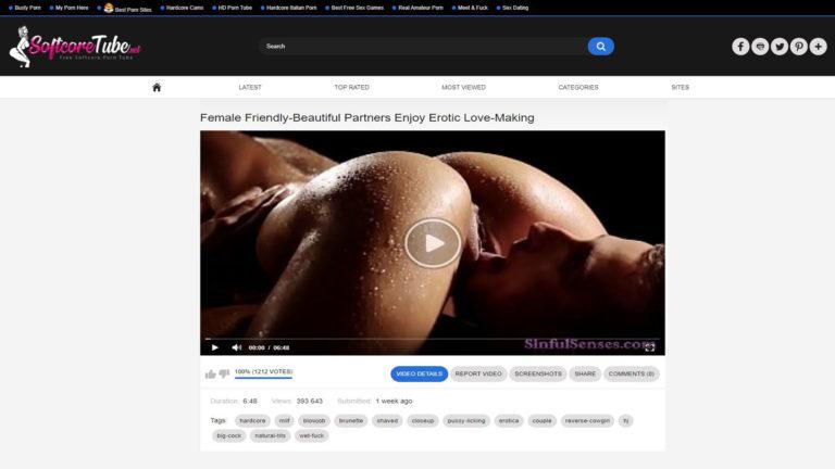 SoftCoreTube - Female Friendly
