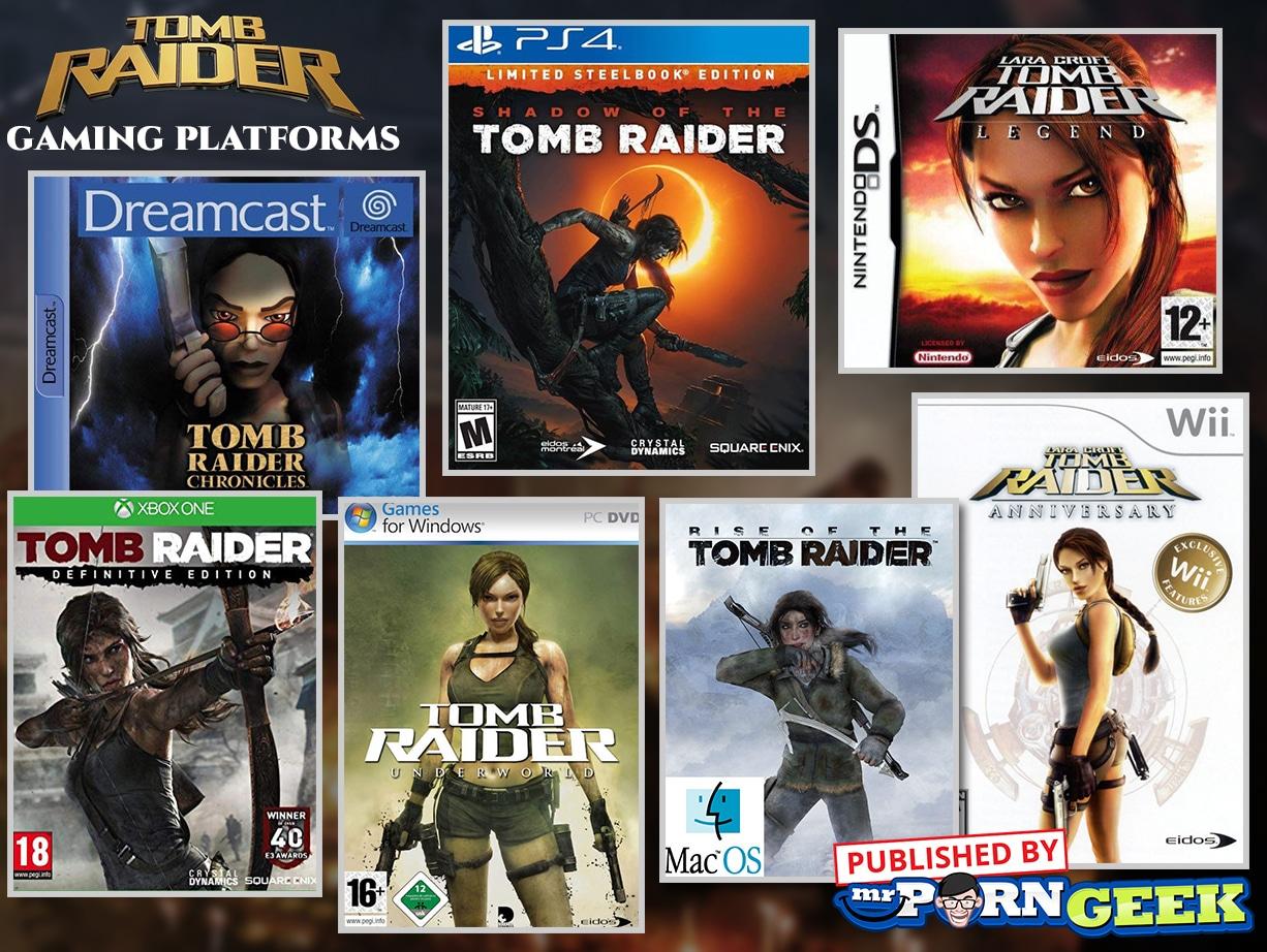 Raider porn tomb 2018 Lara