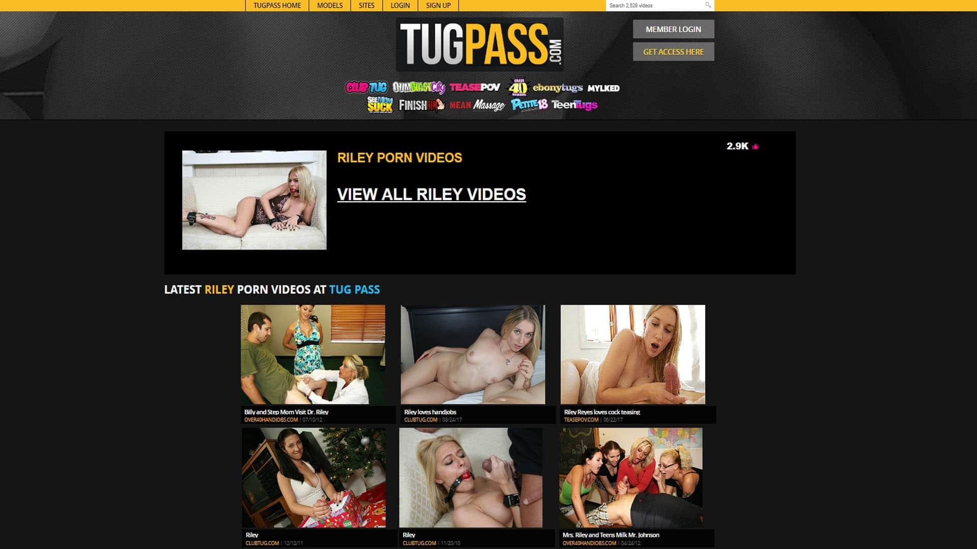 TugPass Riley