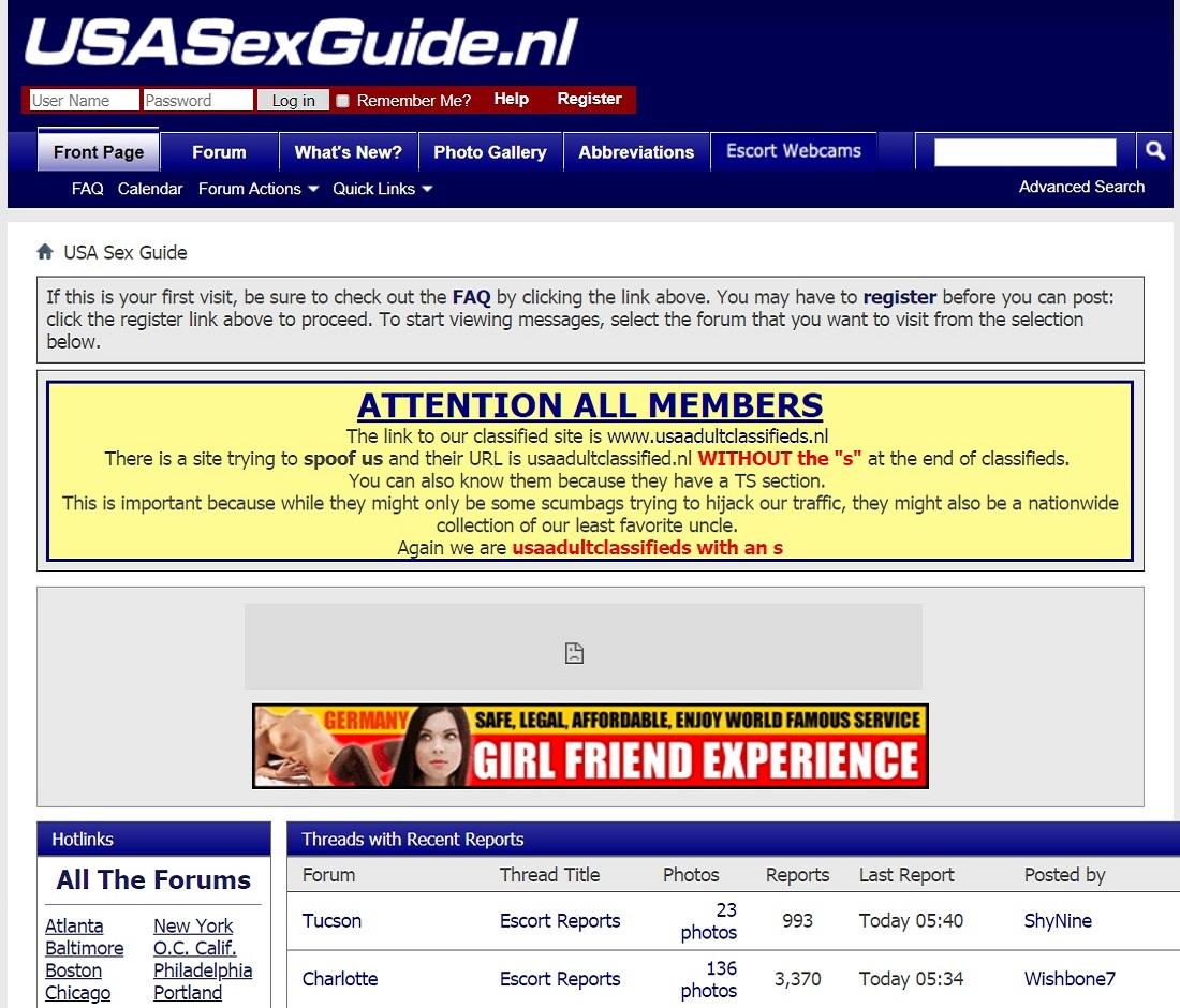 Usa sex guide chicago