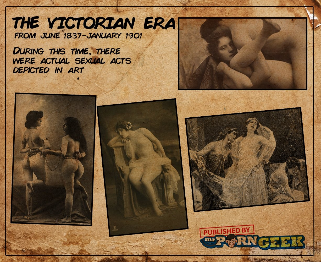 Asian Porn In The Victorian Era the history of porn: an overviewmrporngeek™