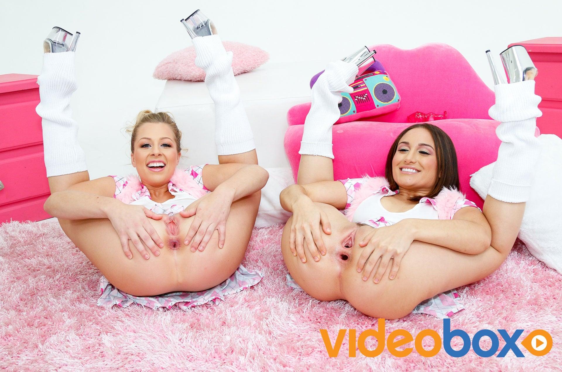 VideoBox 2 Cute Teens Pussys
