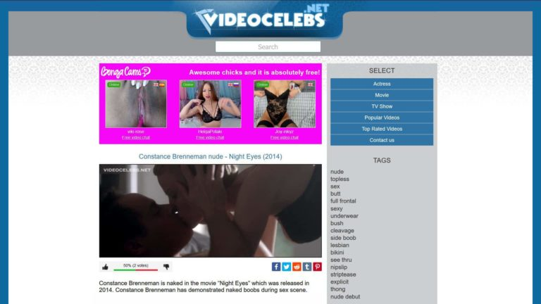 Videocelebs Constance Brenneman nude