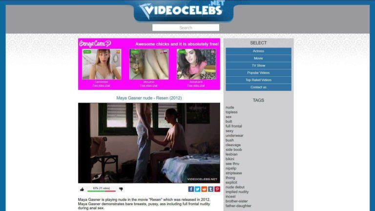 Videocelebs Maya Gasner Nude