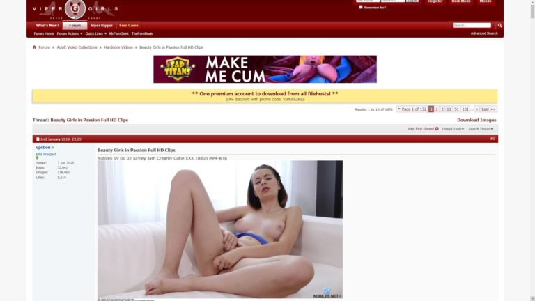 Viper Girls Beauty Girls In Passion Full HD Clips
