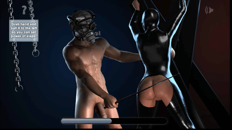 VR Fuck Dolls BDSM In Game Play