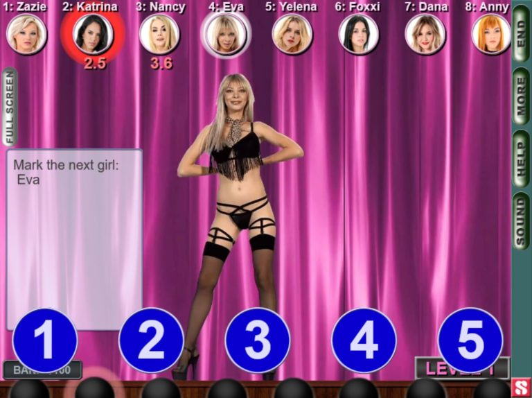 WetPussyGames - Judge A Sexy Stripper Contest 3