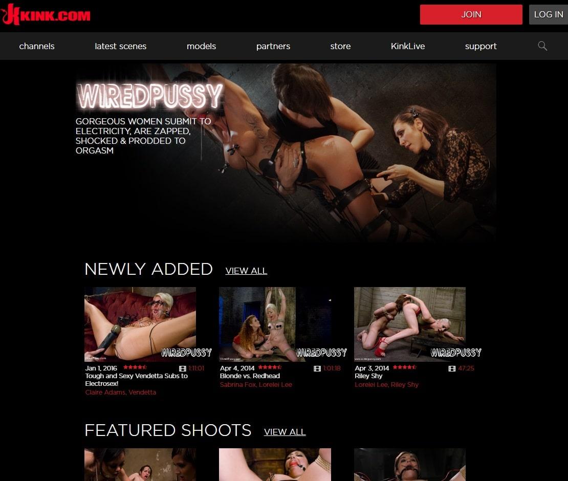 Premium BDSM Porn  - Wired Pussy