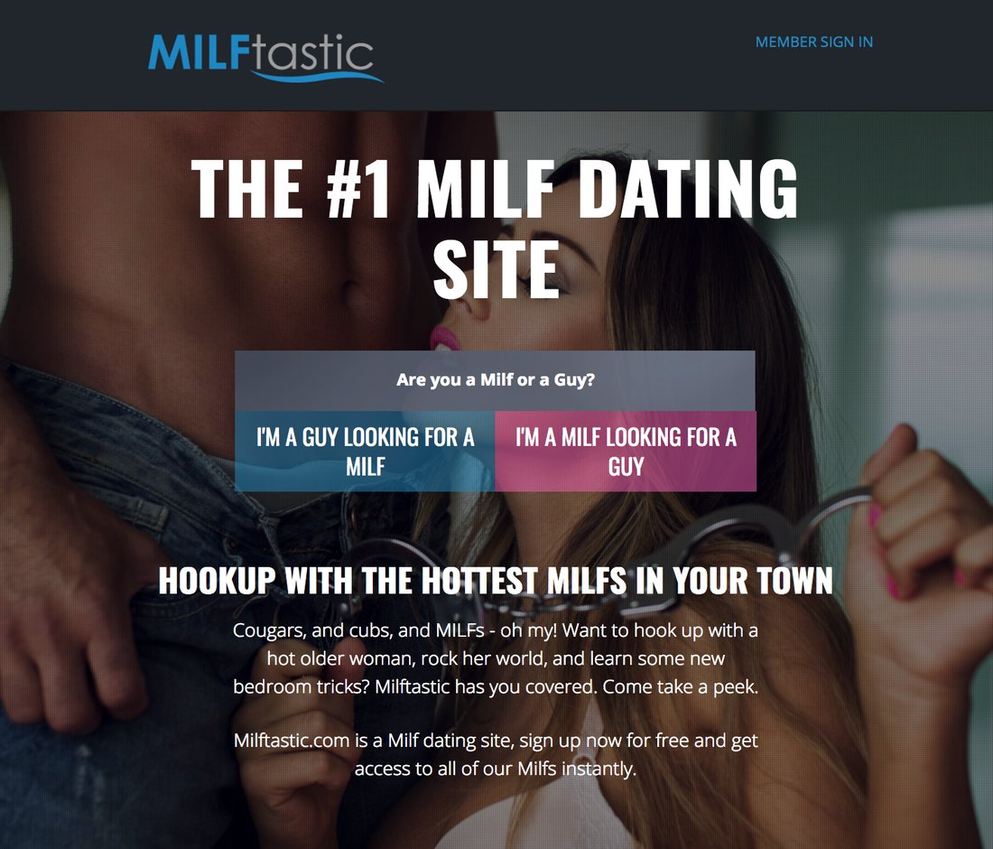 Milf dating review