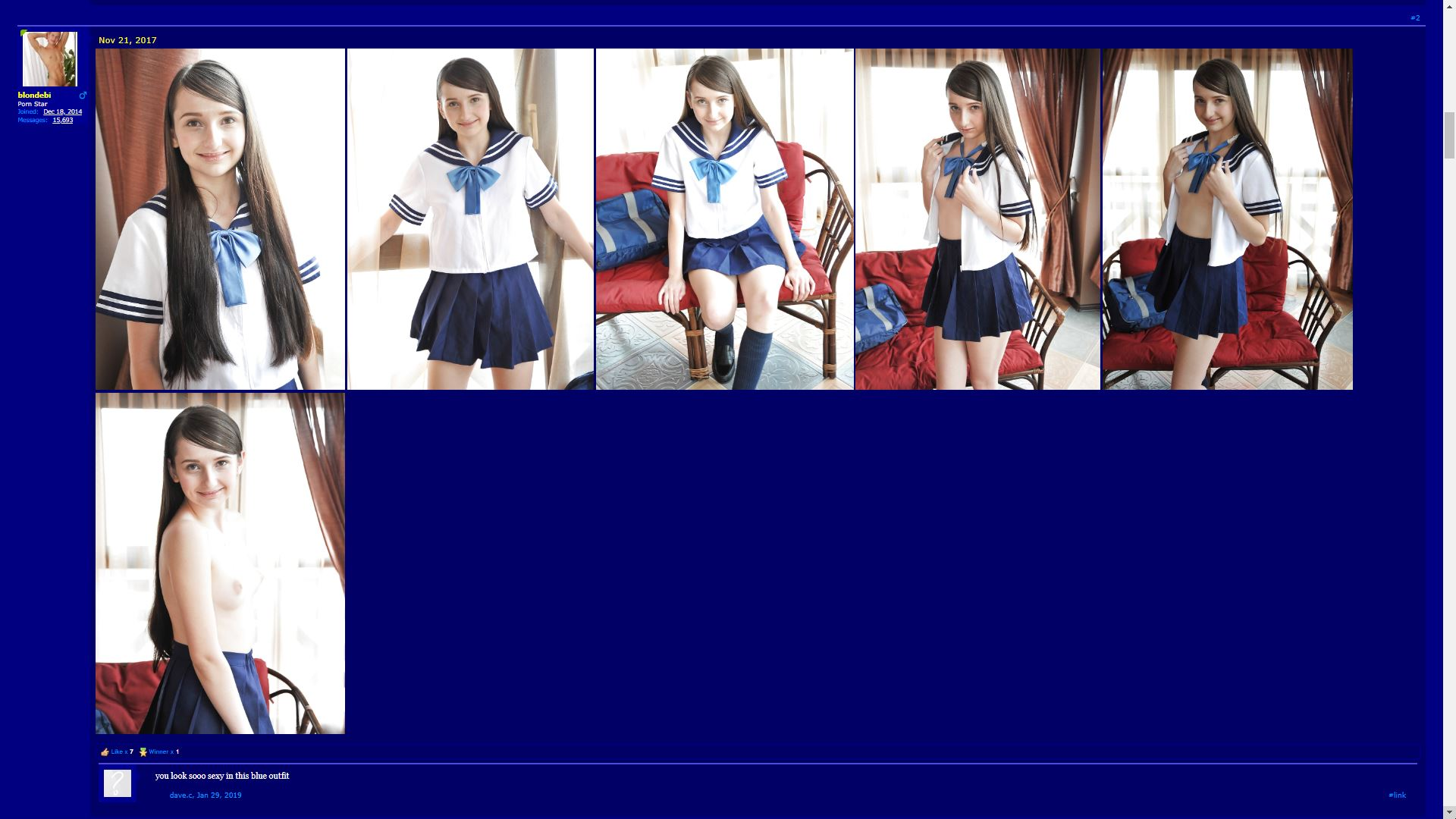 XNXX Forums Uniform