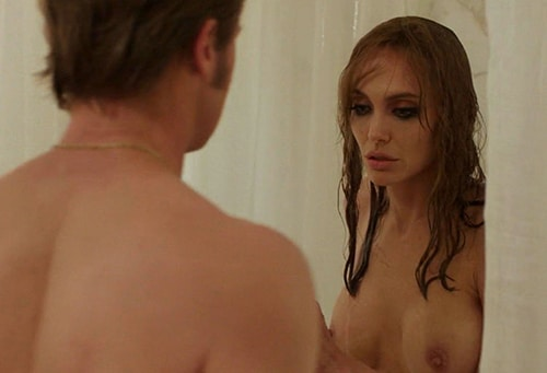 Angelina jolie naked in movies