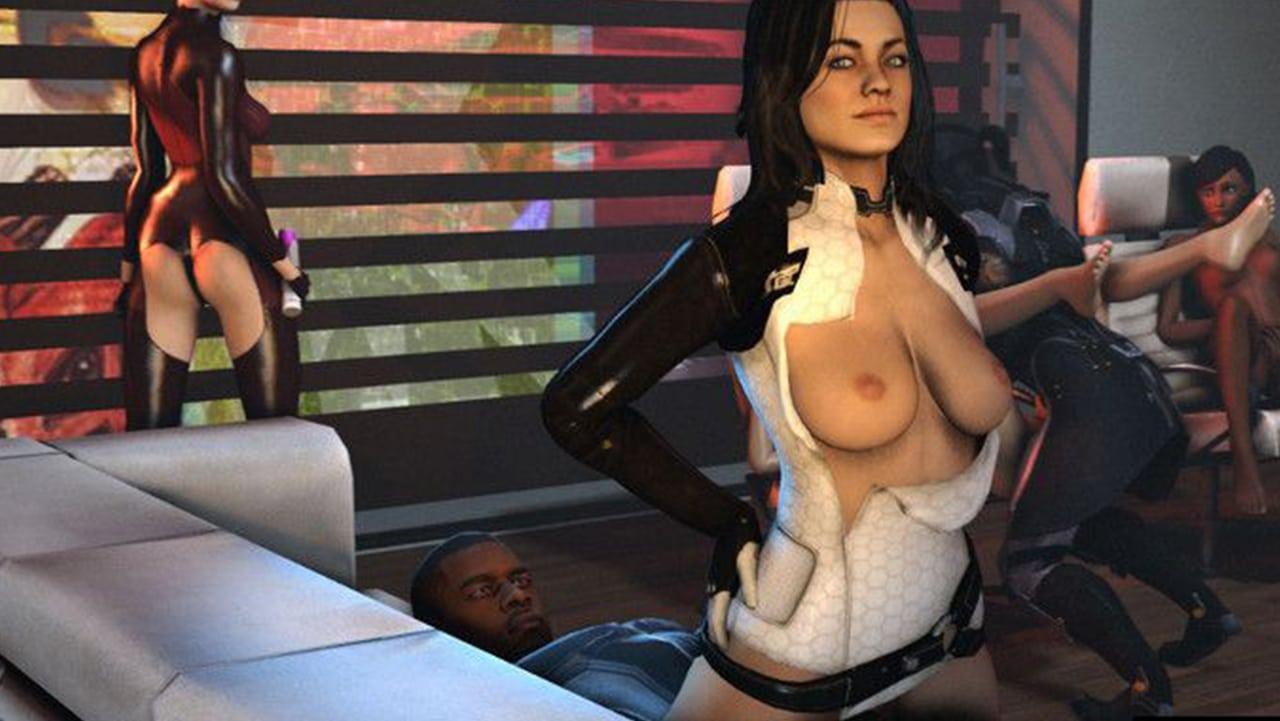 Gta porn big tits Making Gta Racier Than It Already Was Mrporngeek