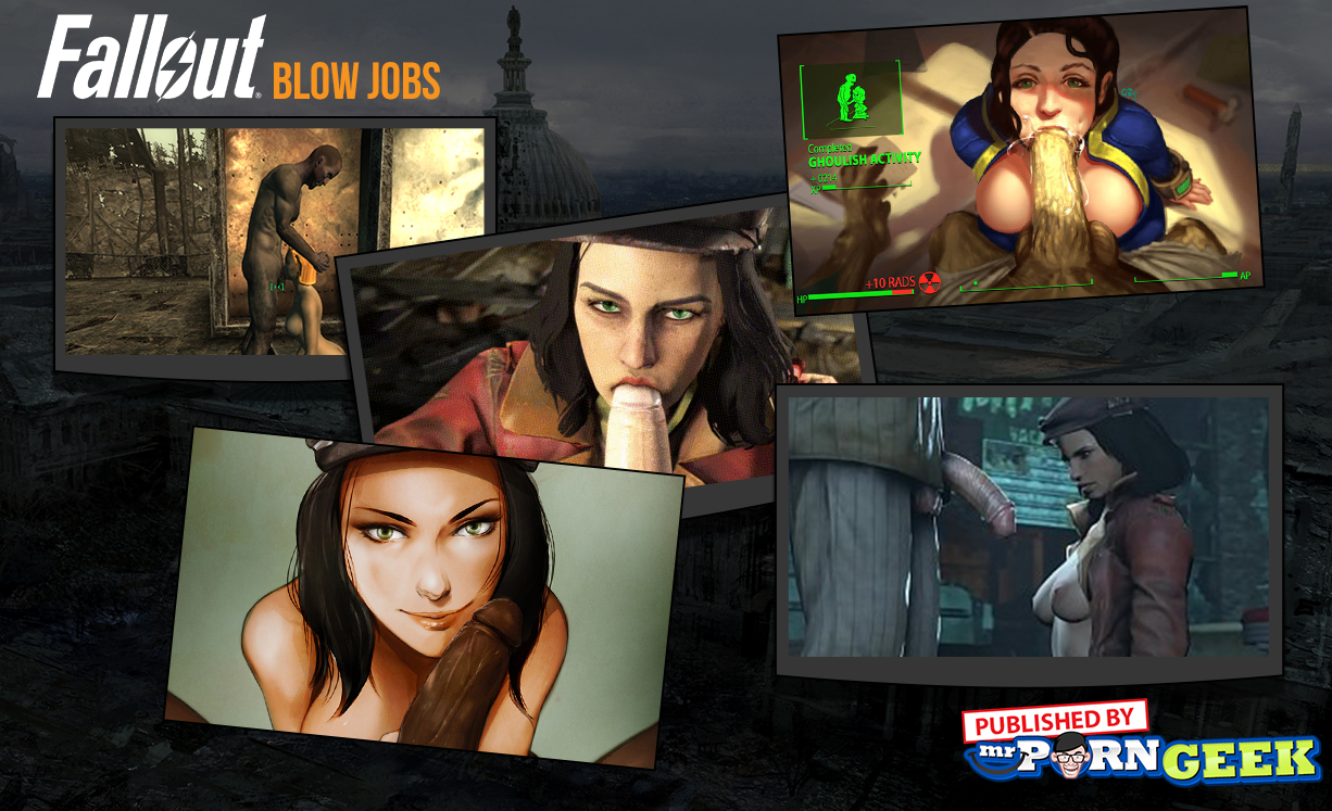 Fallout Went Hardcore With Porn Mrporngeek Blog
