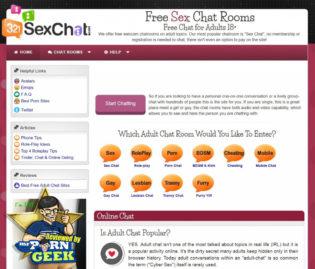 Секс Чат Обзор