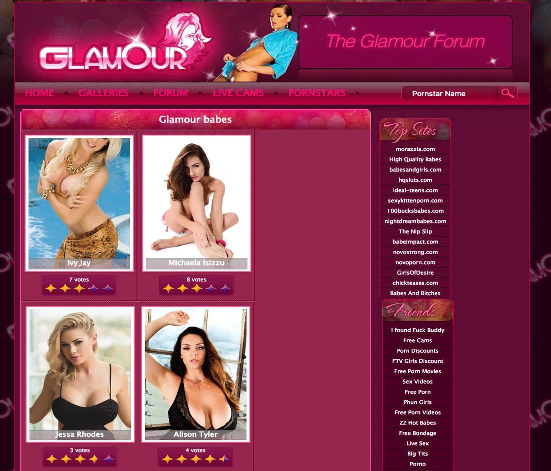 Porn Picture Sites - Glam0ur
