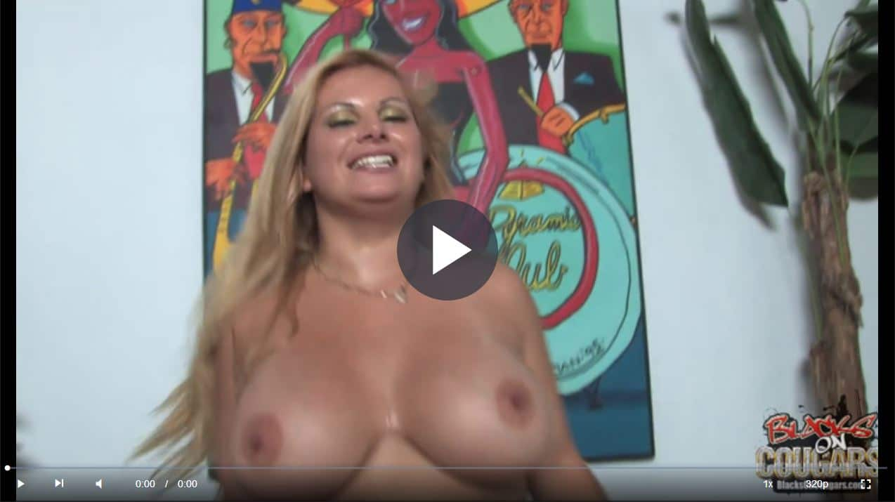Linda Friday with Sex Toys