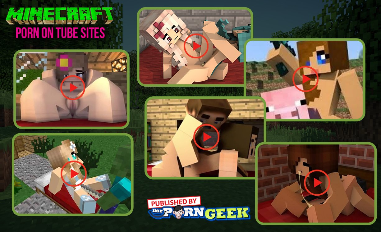 Free Animated Gangbang Porn minecraft gets sexy with porn mods! — mrporngeek