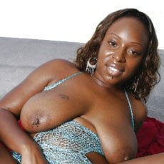 Ebony black adventure milf