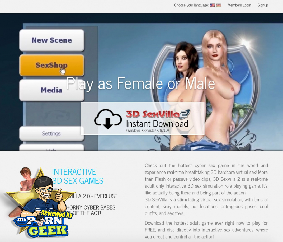 Animated Sex Games Online 3dsexvilla (3dsexvilla) xxx porn game site
