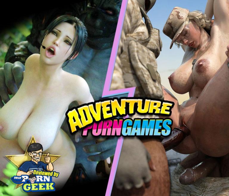 冒險色情遊戲