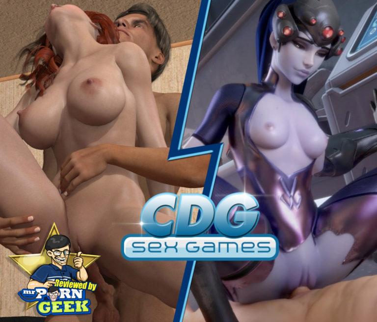 CDG Sex Games