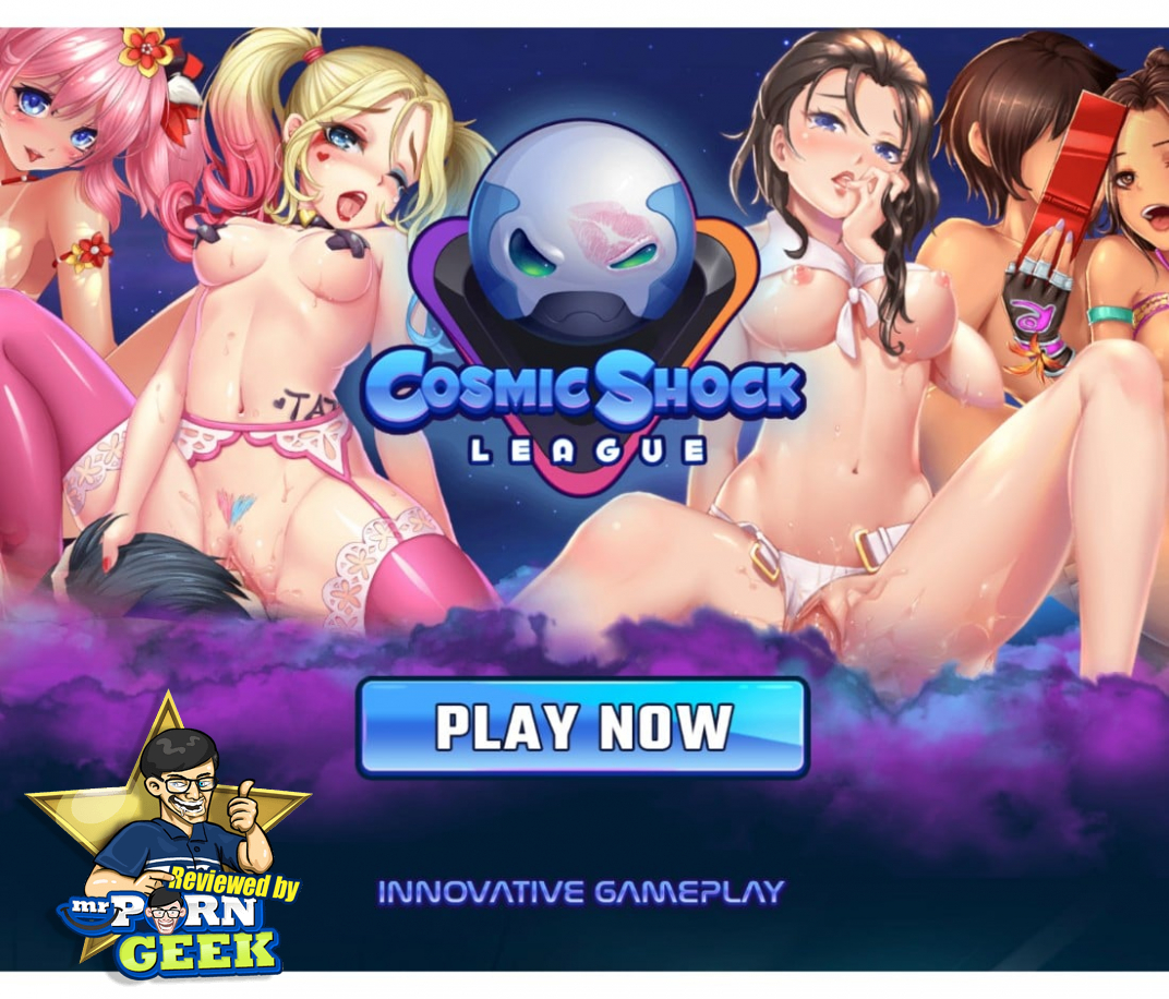 XXX Porn Games - CosmicShockLeague