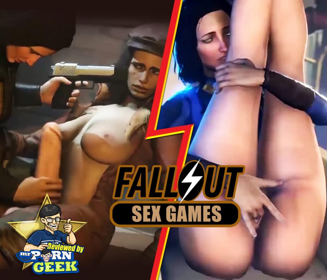Fallout 4 Porno