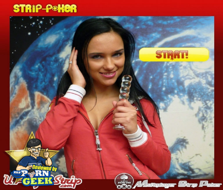 Strip Poker With Chloe