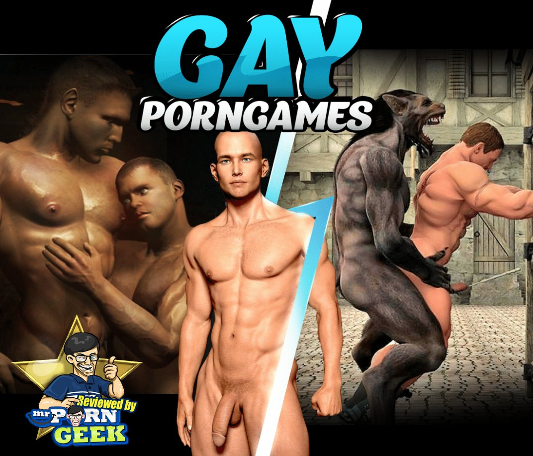 Gay Porn Games: Free XXX Gay Sex Games - MrPornGeek