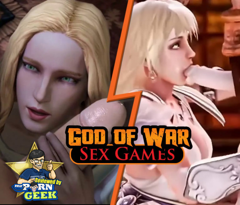 God of War Porn Game