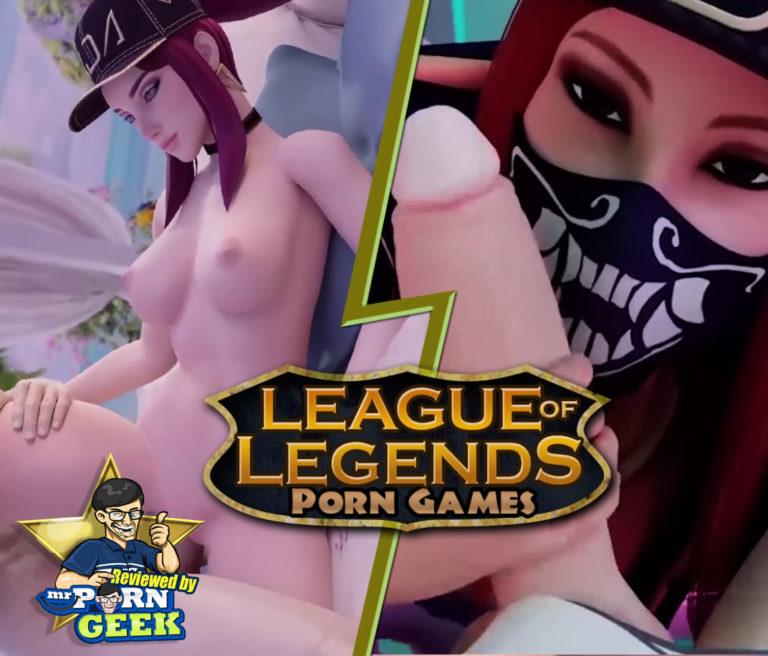 League of Legends Parody