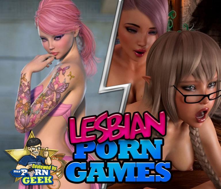 Lesbian Porn Games