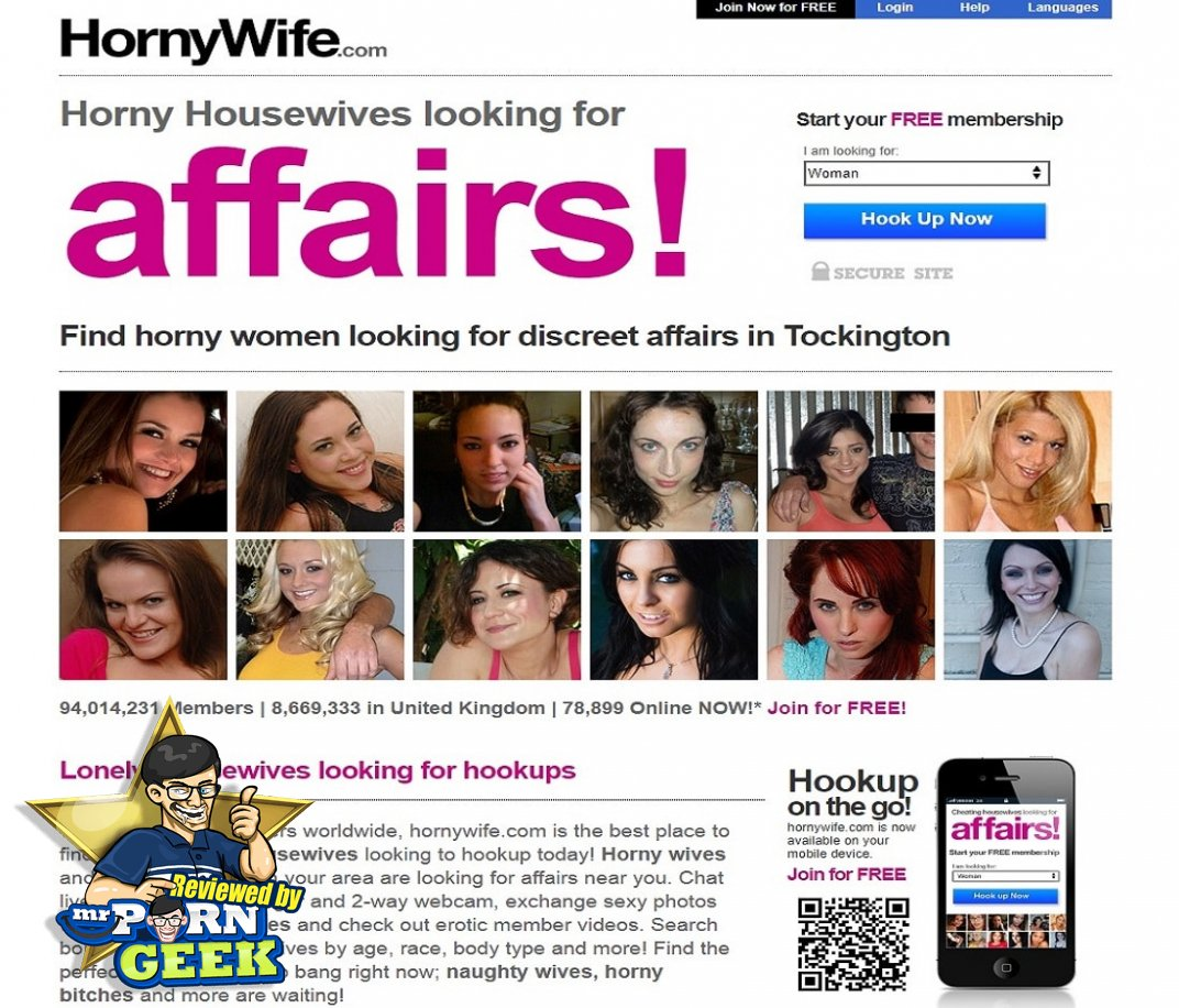 Hornywife com review