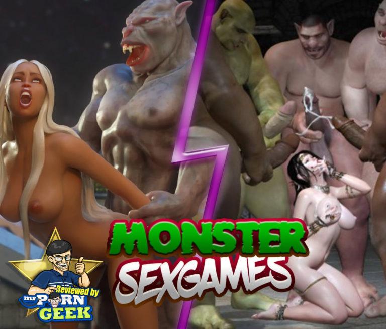 Monster Sex Games