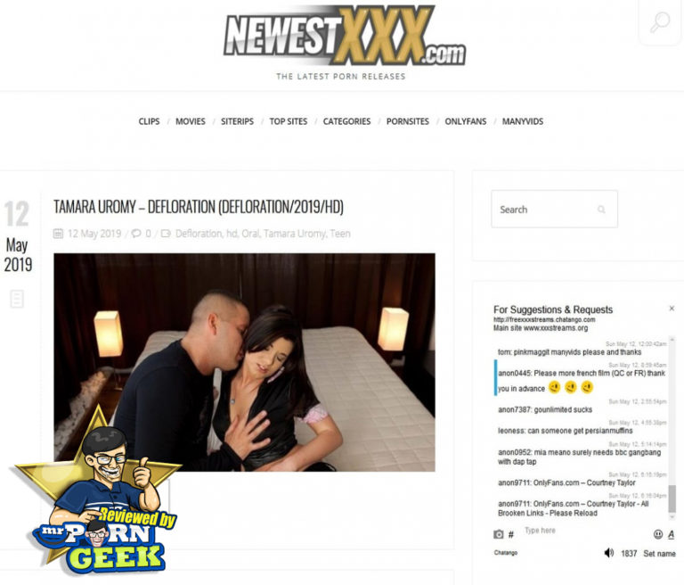 NewestXXX