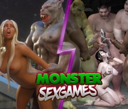 Monster Sex Games